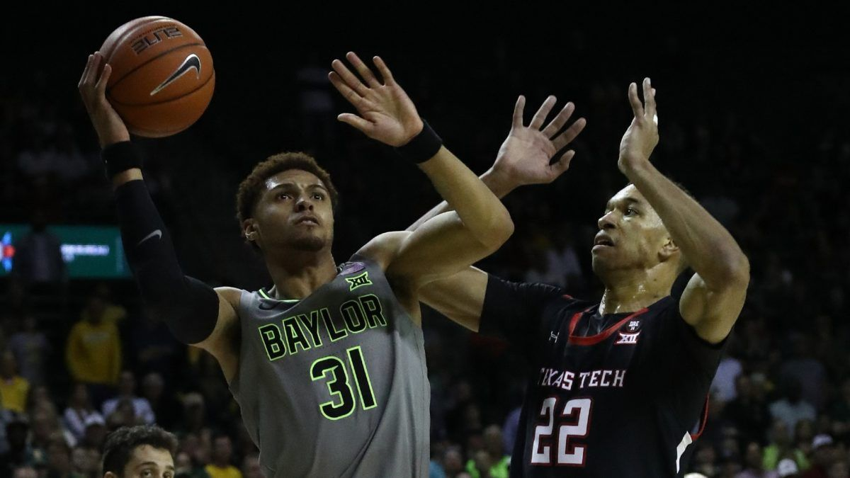 Baylor vs. Texas Tech College Basketball Odds & Pick: Bet the Bears in Saturday Big 12 Action article feature image