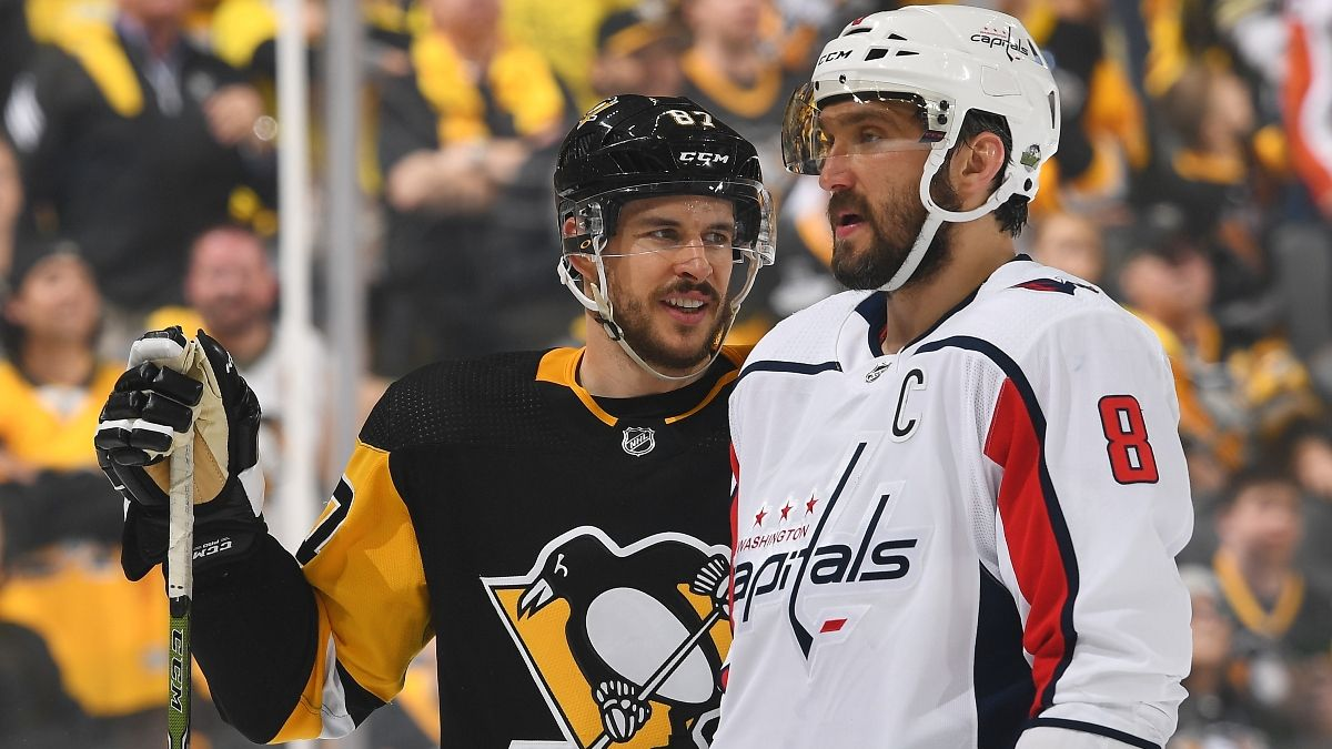NHL Odds & Picks for Capitals vs. Penguins: Will Bettors Fade Pittsburgh After Two Losses? (Sunday, Jan. 17) article feature image