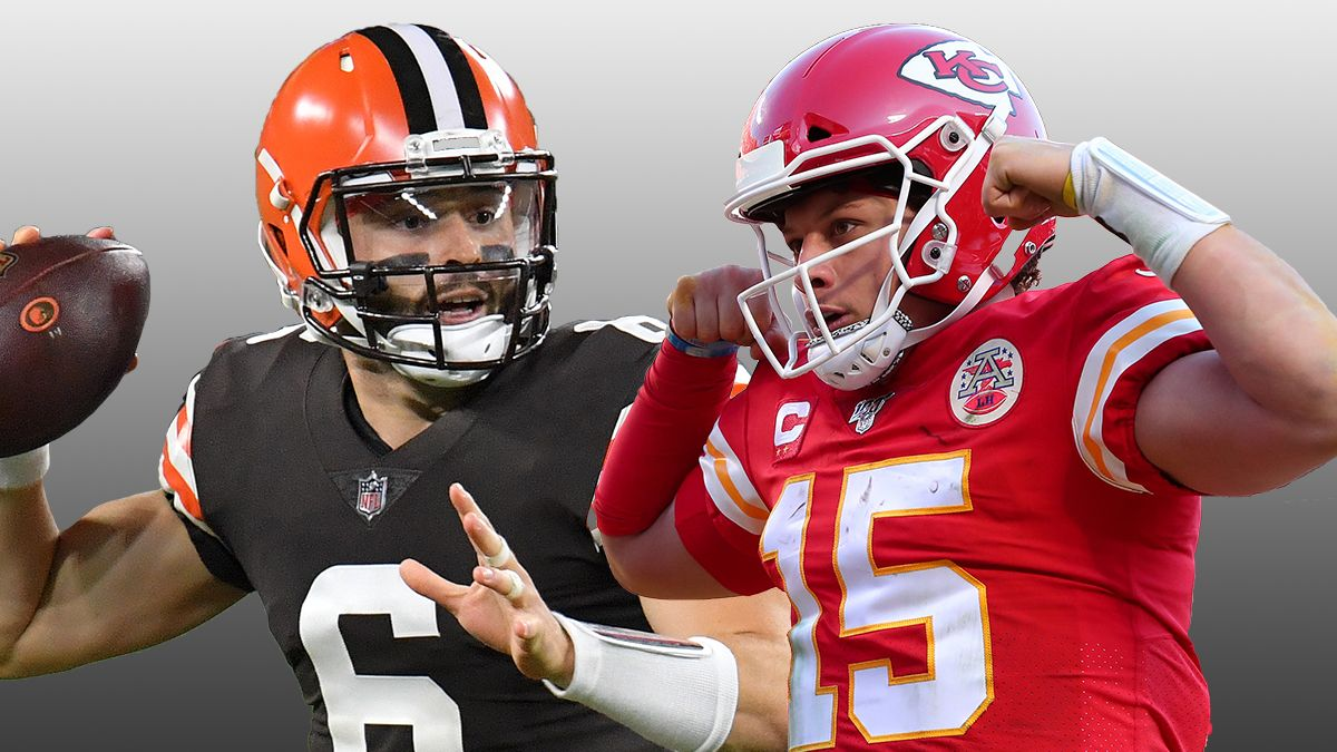 Browns vs. Chiefs Odds & Picks: Your Guide To Betting Sunday's Playoff Showdown article feature image