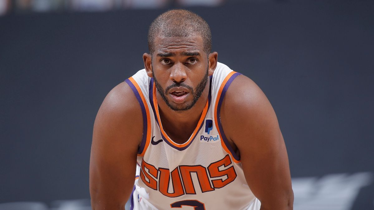 NBA Player Prop Bets & Picks: Bet on Chris Paul to Crash the Boards (Sunday, Jan. 3) article feature image