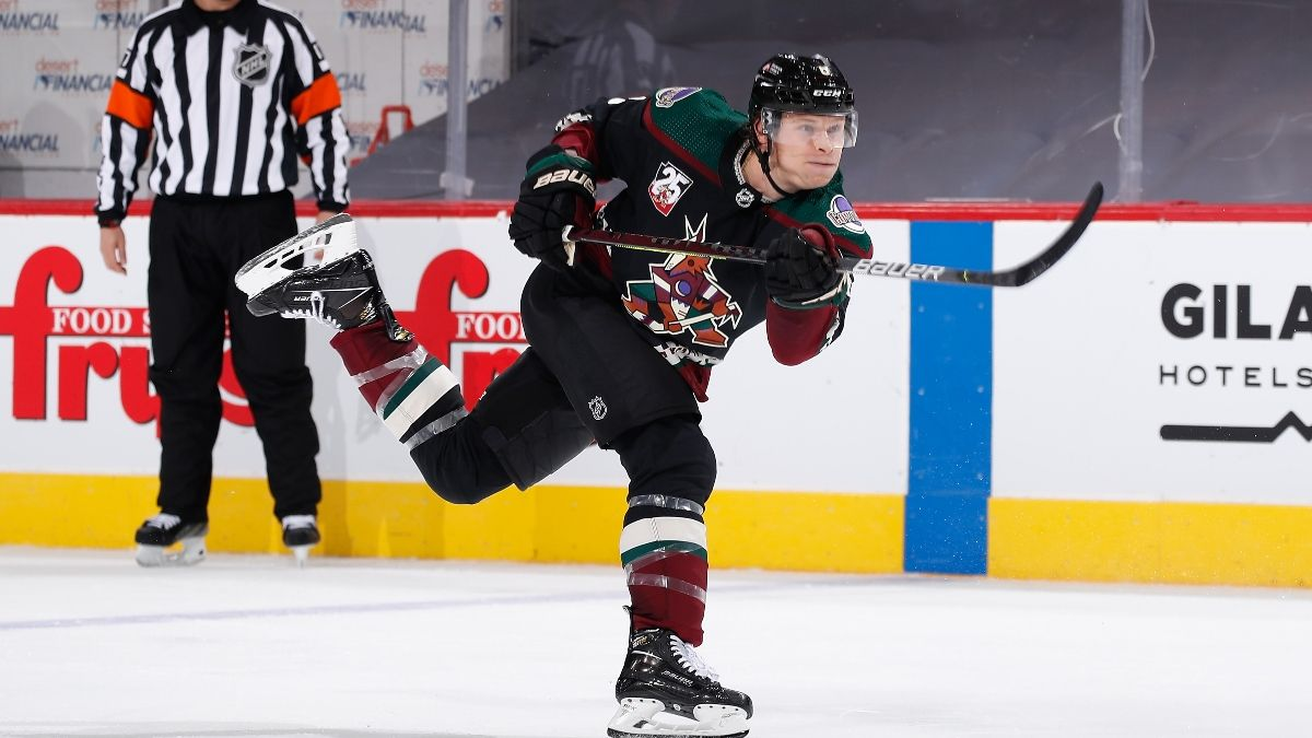 Coyotes vs. Golden Knights Odds & Picks: Can Arizona Upset the Odds on Wednesday? (Jan. 20) article feature image