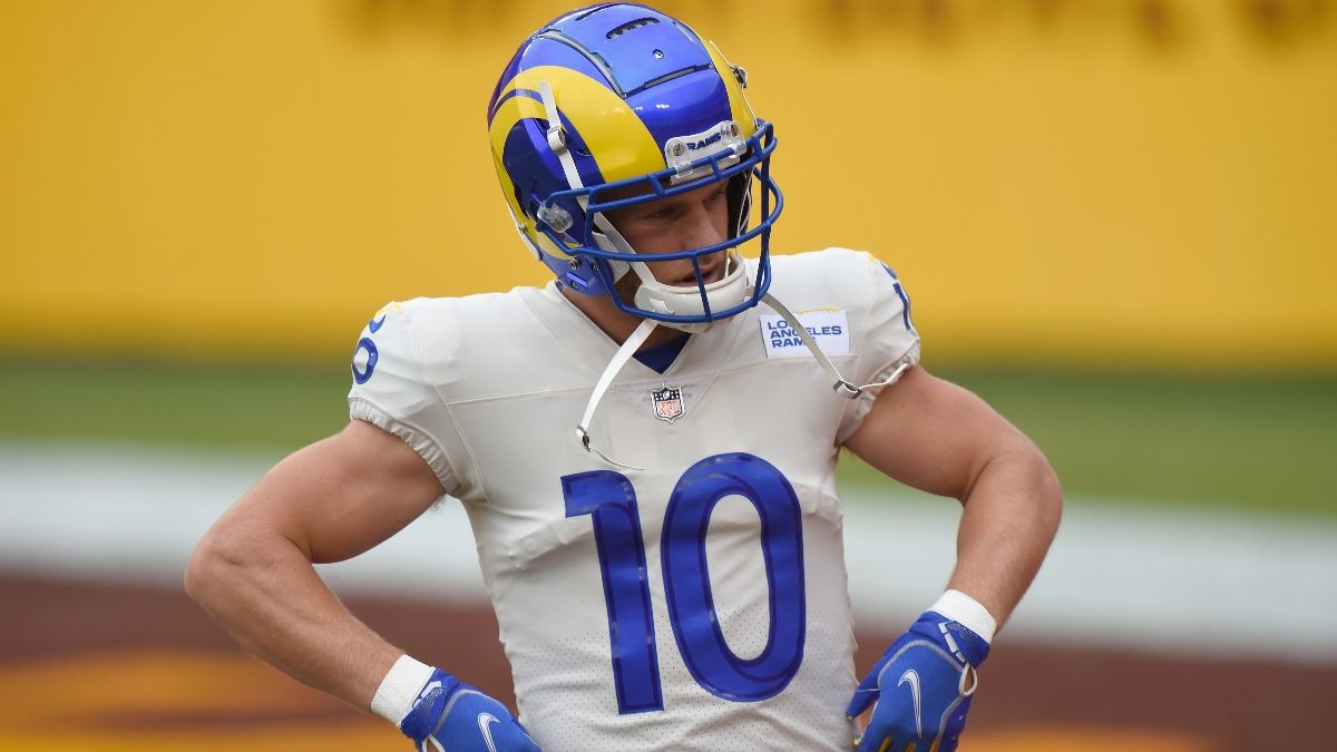 NFL Playoff Injuries: Latest News on Cooper Kupp, Ronald Jones, More Heading Into Divisional Round article feature image