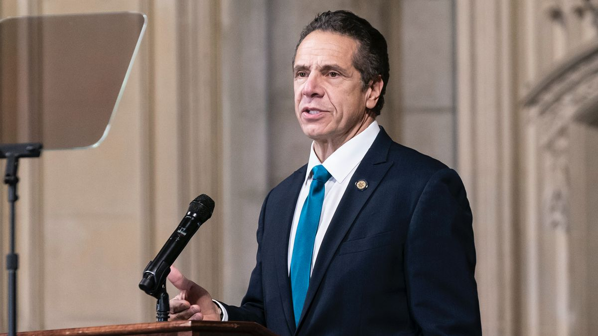 New York Online Sports Betting Path Still Uncertain in Cuomo's Budget article feature image