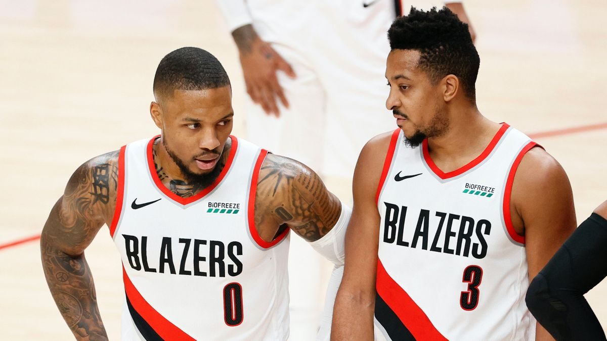 NBA Odds & Picks for Hawks vs. Trail Blazers: Back Home Favorites to Put Up Points (Saturday, Jan. 16) article feature image