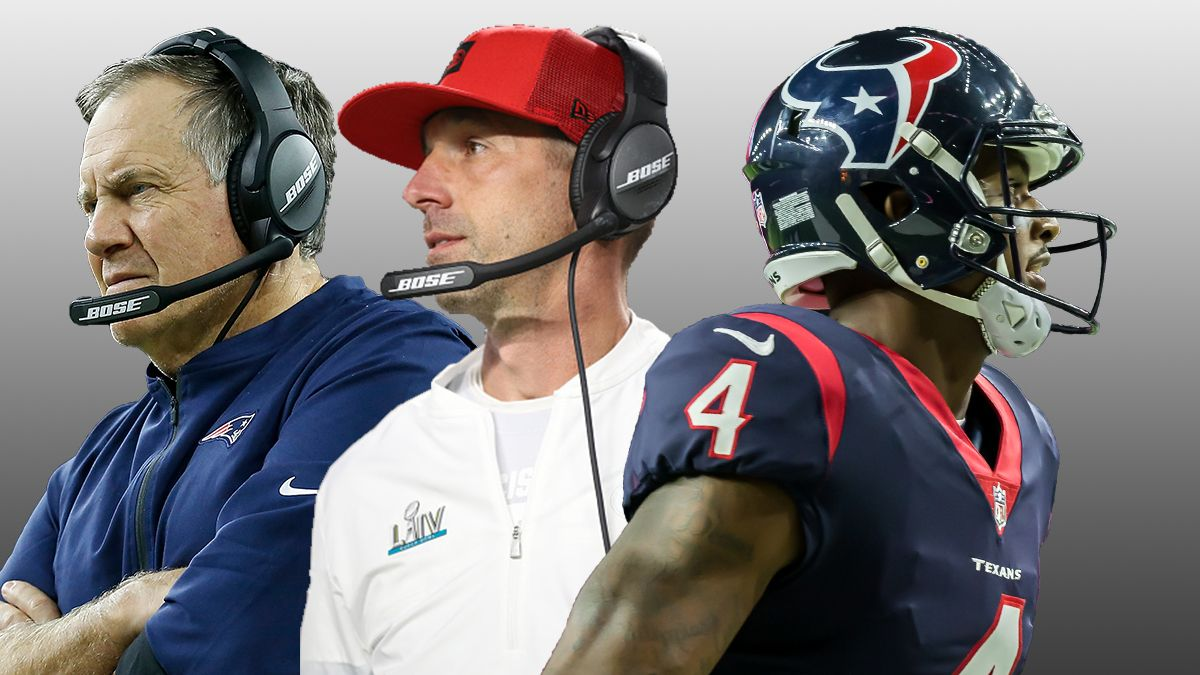 Deshaun Watson Trade Picks: Patriots, 49ers & Dolphins Offer Best Value To Be QB's Next Team article feature image