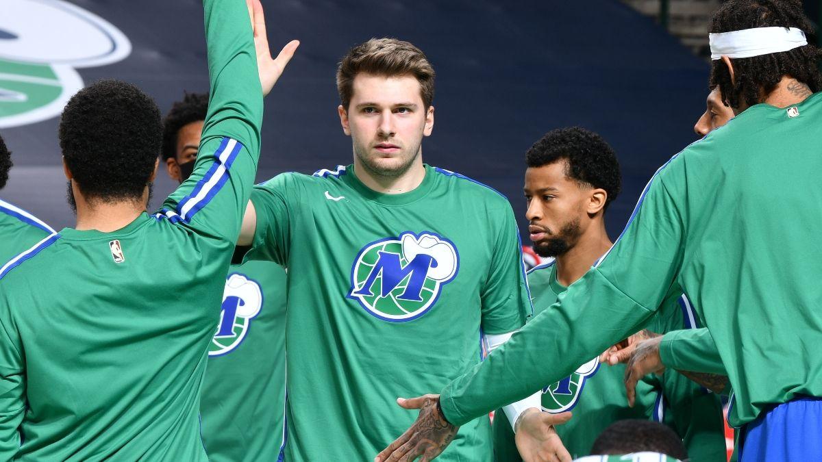 Mavericks vs. Nuggets Promo: Bet $1, Win $100 if Luka Dončić Scores 10+ Points! article feature image