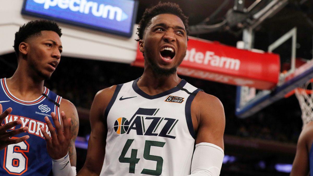 Knicks vs. Jazz NBA Odds & Picks: Back Utah's Hot ATS Streak to Continue article feature image