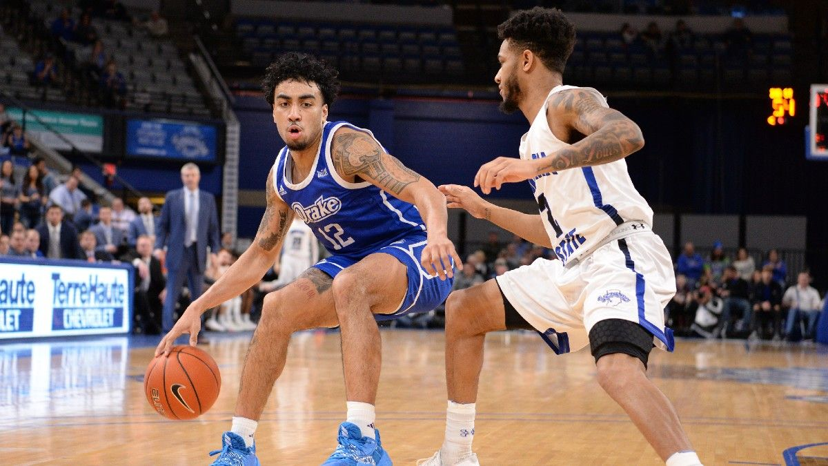 Odds & Pick for Drake vs. Missouri State College Basketball: Bet Bulldogs to Stay Undefeated ATS article feature image