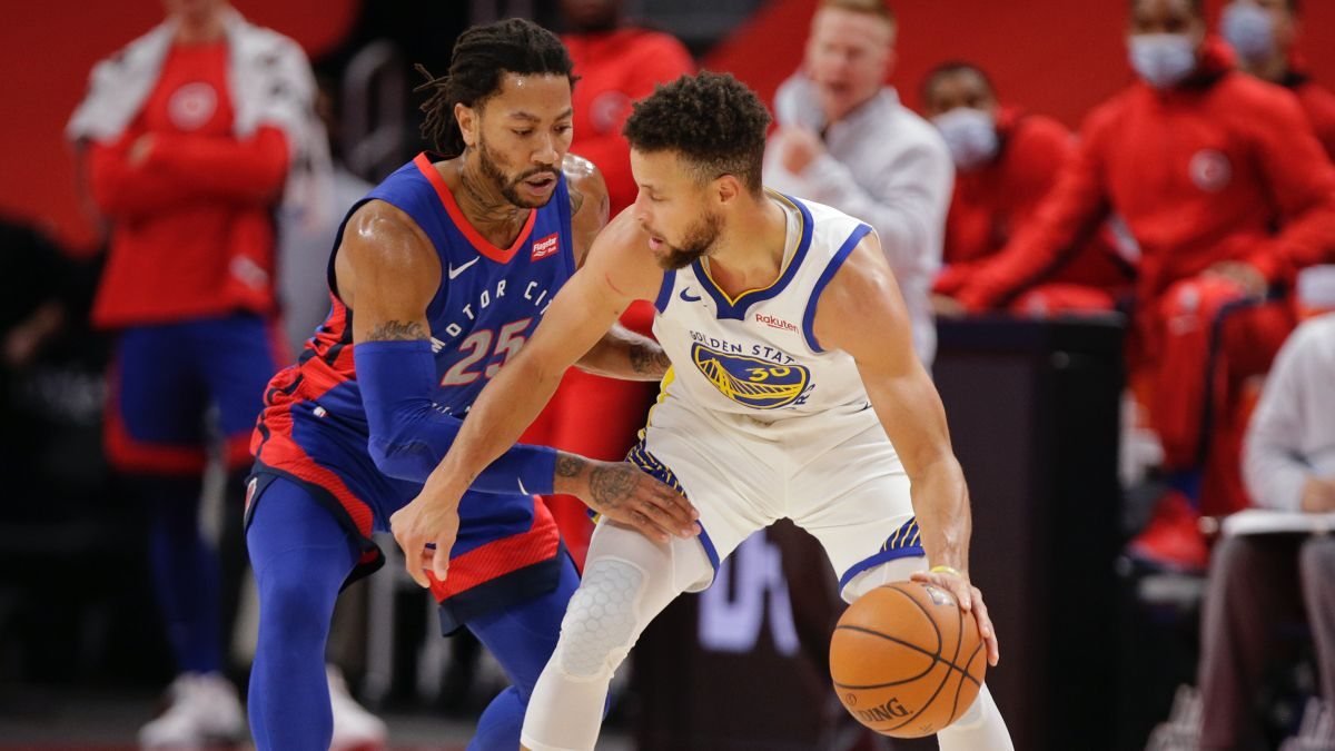 Pistons vs. Warriors Odds & Picks: Back Road Dogs to Cover in Golden State article feature image