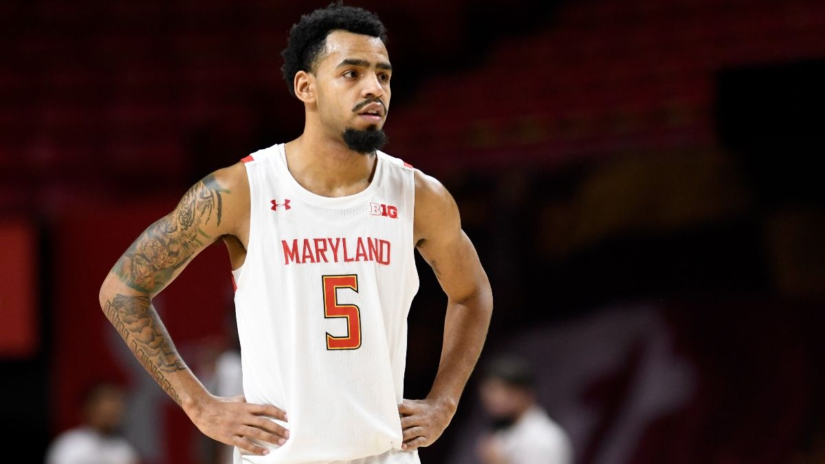 Maryland vs. Michigan Odds & Pick: Back the Terrapins With Key Player Returning article feature image