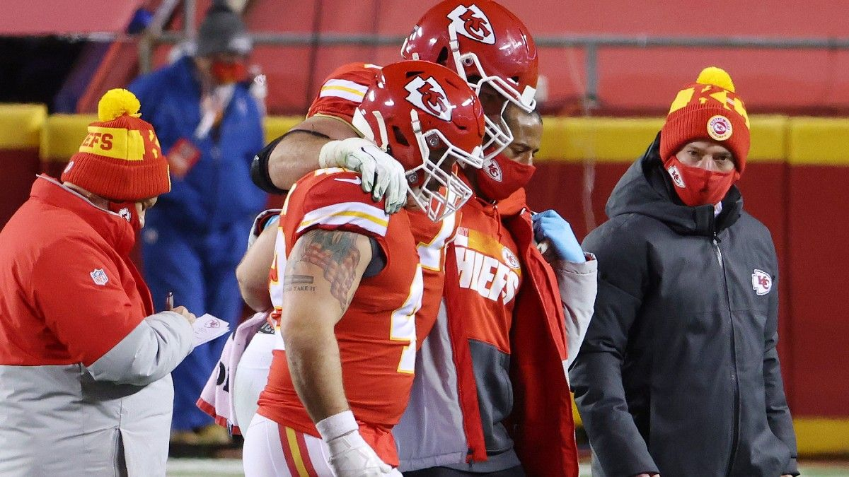 Eric Fisher Injures Achilles: What Potential Loss Means for Chiefs In Super Bowl 55 vs. Buccaneers article feature image