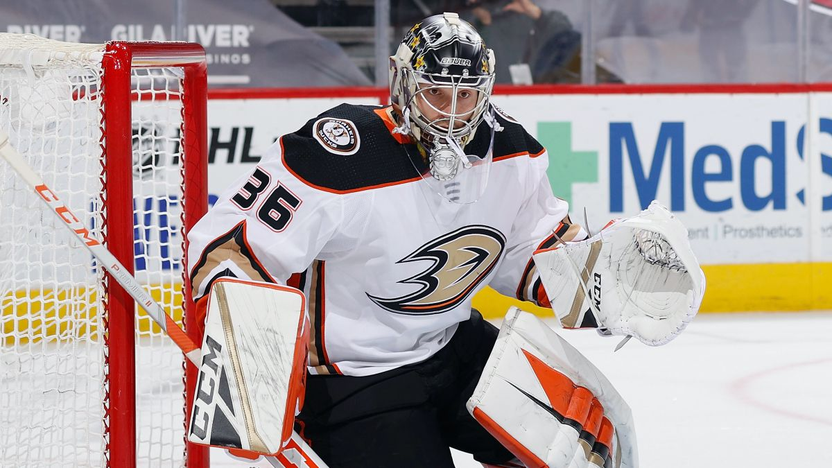 Blues vs. Ducks NHL Odds & Picks: In Gibson We Trust (Sunday, Jan. 31) article feature image