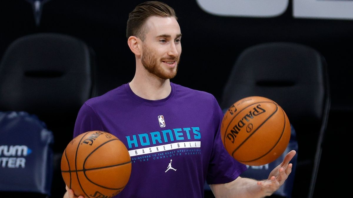 Hornets vs. Raptors NBA Odds & Picks: Back Charlotte With or Without Hayward article feature image