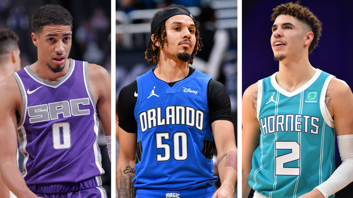NBA Rookie Roundup: Who Presents the Best Early Betting Value for Rookie of the Year? article feature image