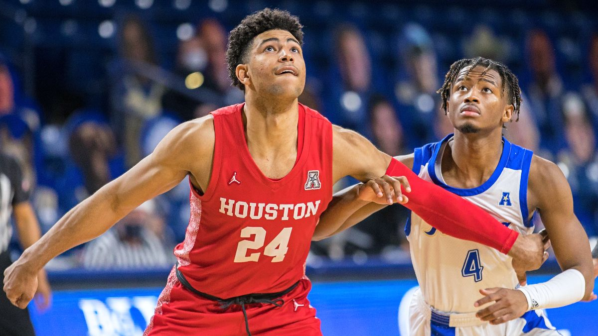 College Basketball Odds & Picks: Our Staff's Best Wednesday Bets for Tulsa vs. Houston, Abilene Christian vs. Sam Houston State, & More (January 20) article feature image