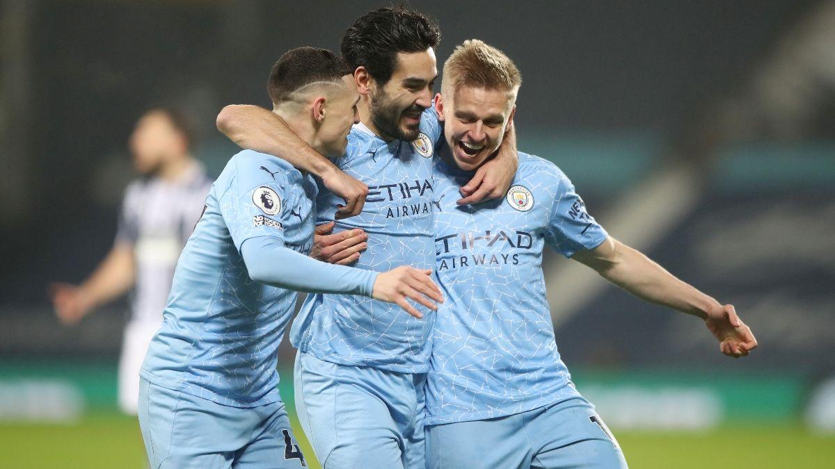 Premier League Odds & Betting Picks: Manchester City vs. Sheffield United (Saturday, Jan. 30) article feature image