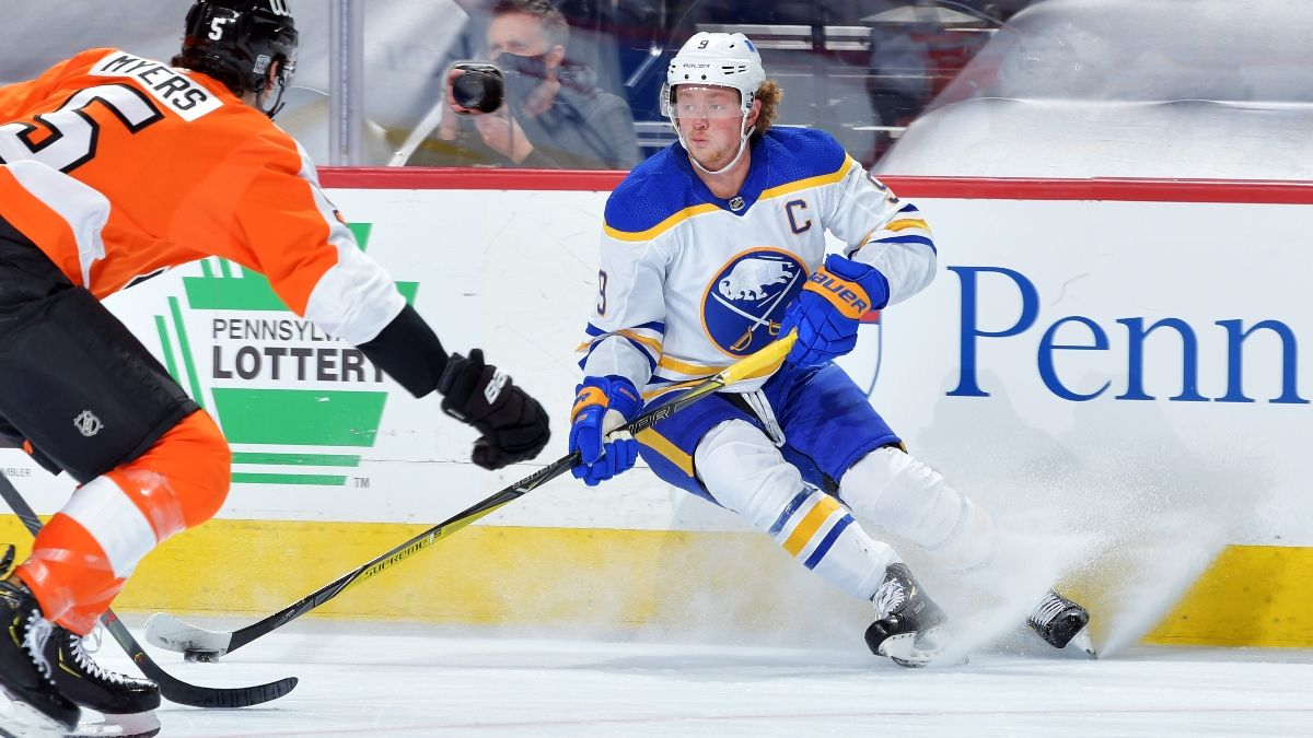 NHL Odds & Picks for Sabres vs. Flyers: Buffalo Remains Undervalued (Jan. 19) article feature image