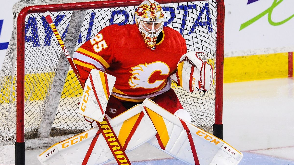 Sunday NHL Odds & Picks for Maple Leafs vs. Flames: Bet On Calgary Against Visiting Toronto article feature image