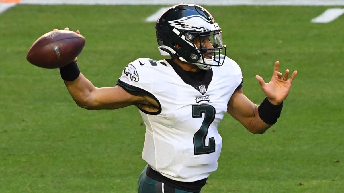 Washington vs. Eagles PRO Report: Sunday Night Football's Big Betting Model Edge article feature image