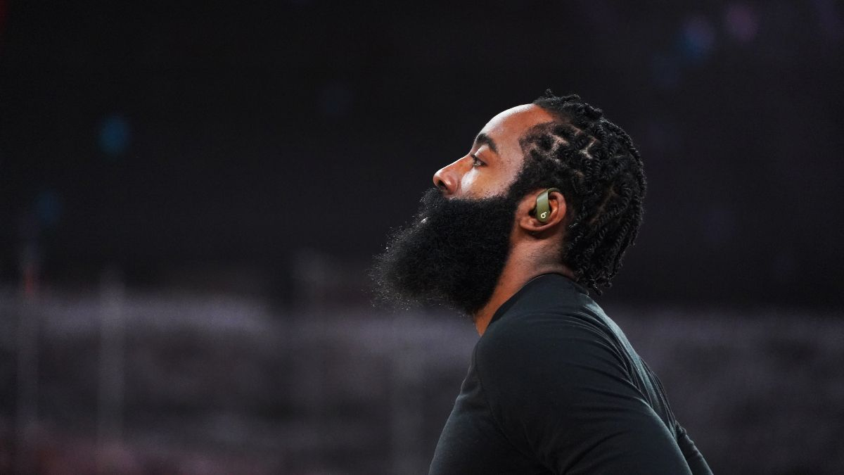 Rockets vs. Nets Odds & Picks: Why Pros Are Betting James Harden & Co. As Road Favorites article feature image