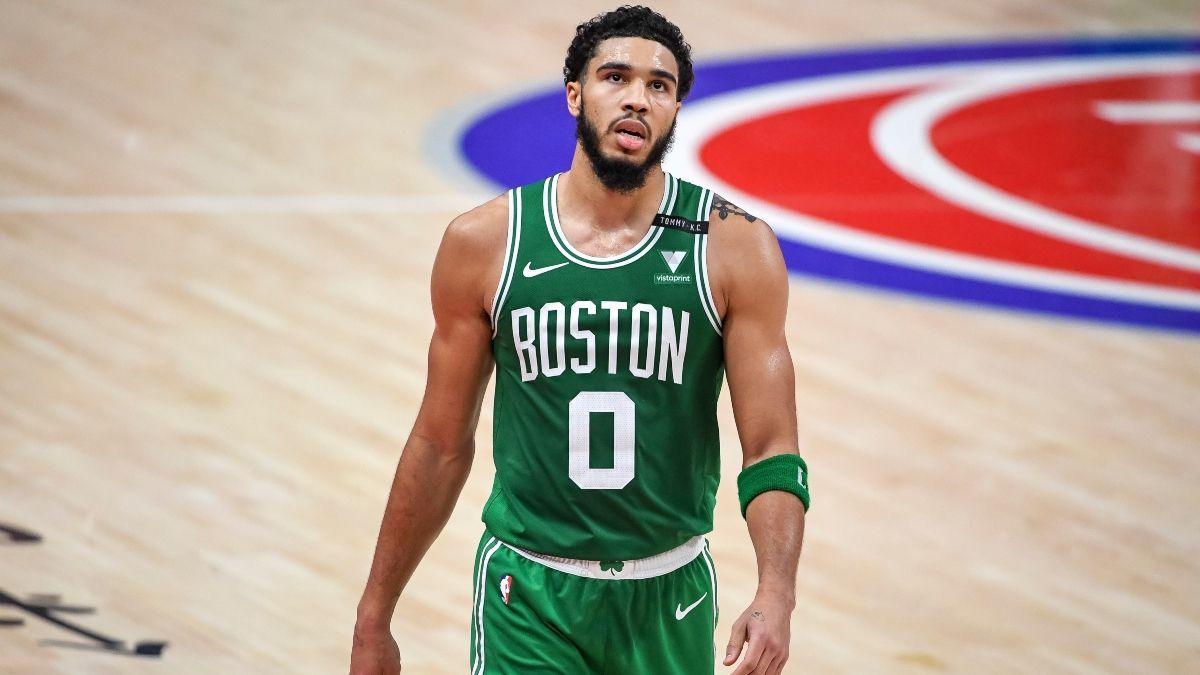 Celtics vs. 76ers Odds & Picks: No Tatum is Big Problem for Boston article feature image