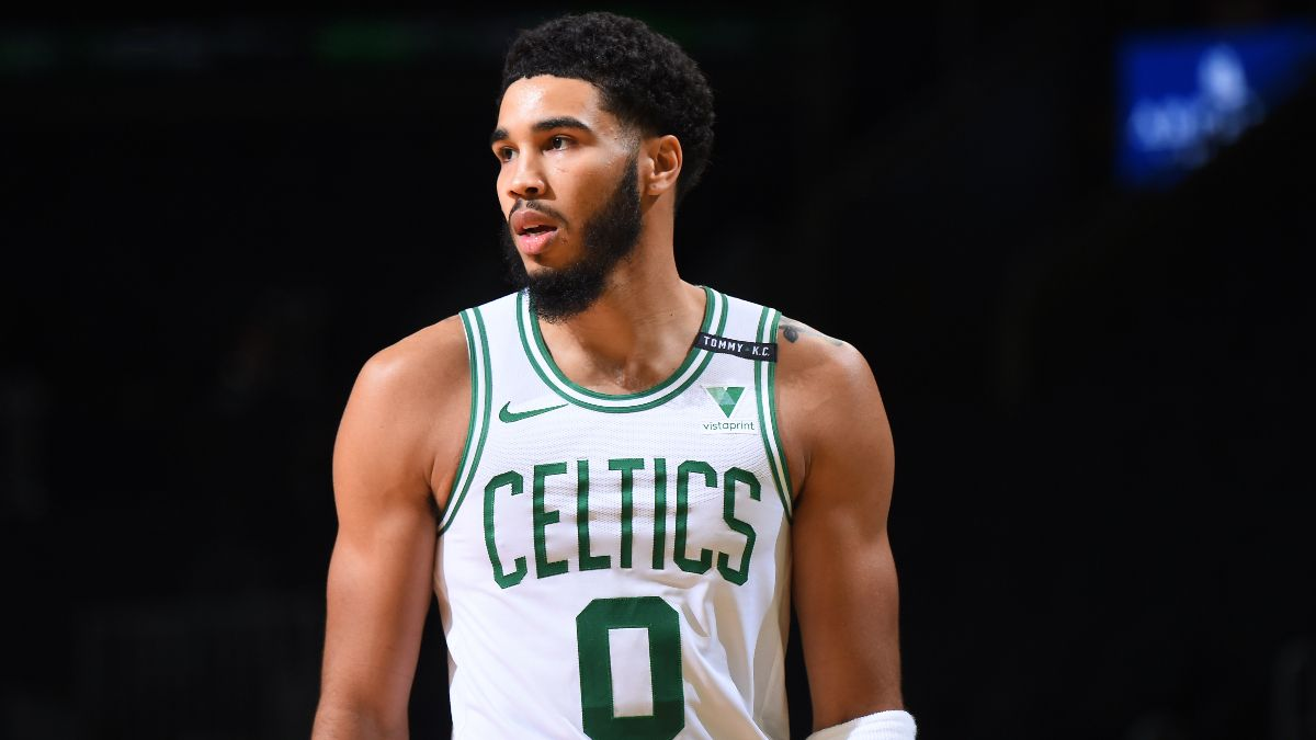 Wizards vs. Celtics Odds, Prediction: A Winning Betting System for Tuesday's NBA Play-In Tournament Game article feature image