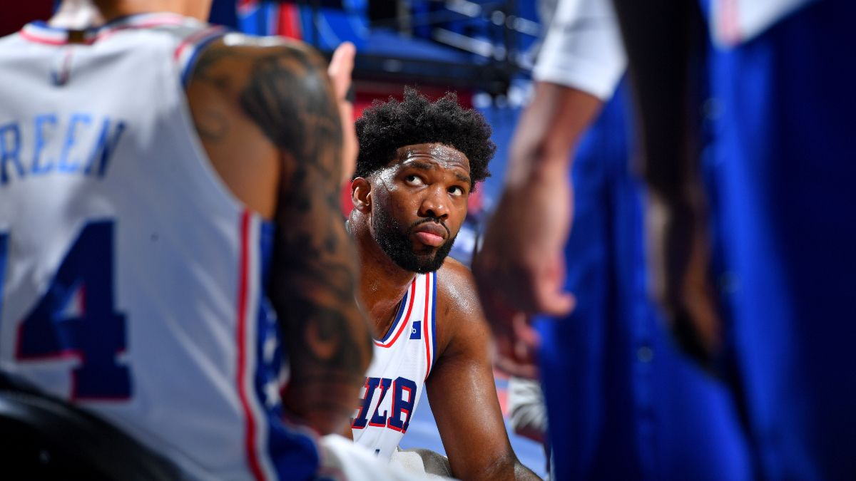 Celtics vs. 76ers Odds & Picks: Joel Embiid is Too Much for Boston (Friday, Jan. 22) article feature image