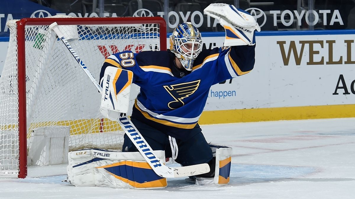 Blues vs. Golden Knights NHL Odds & Picks: St. Louis Has Value as Underdog (Tuesday, Jan. 26) article feature image