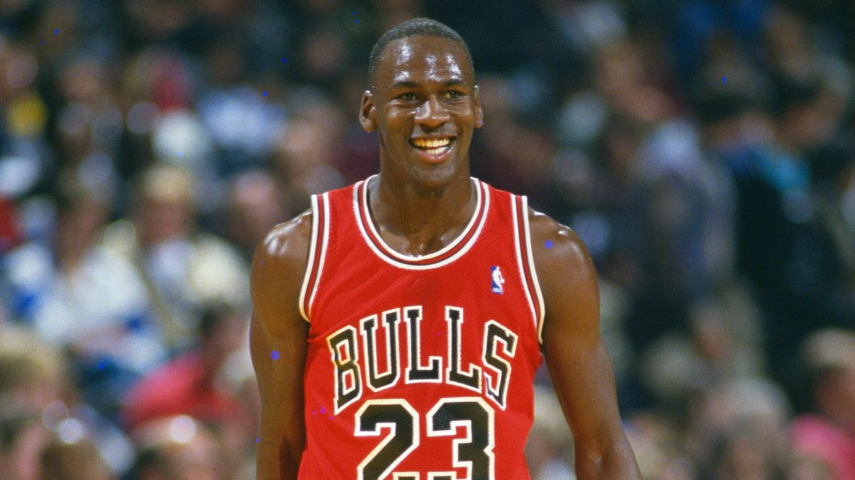 Rovell: Pair of Michael Jordan Rookie Cards Sell for Record $738K Each article feature image