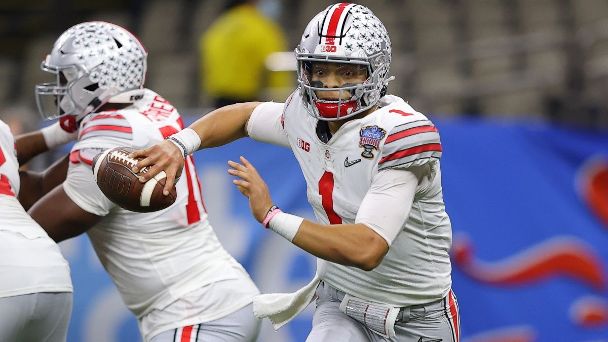 College Football National Championship: Where the Bets Are Trending for Ohio State vs. Alabama article feature image