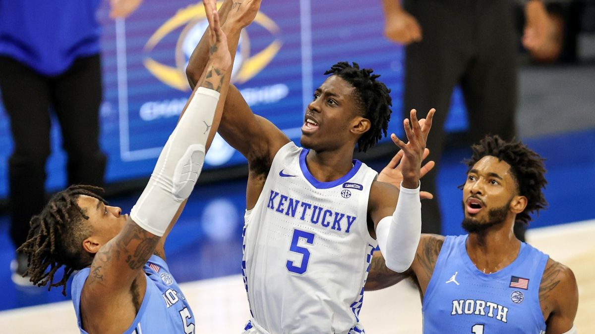 College Basketball PRO Report: Sharp Bettors Acting Early on Kentucky vs. Georgia (Wednesday, Jan. 20) article feature image