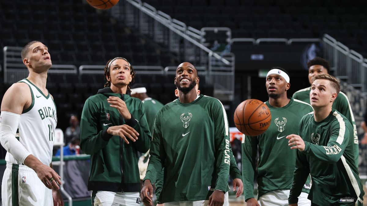 Bucks vs. Timberwolves Betting Odds, Line Move, Pick: Today's PRO Systems Edge (Wednesday, April 14) article feature image