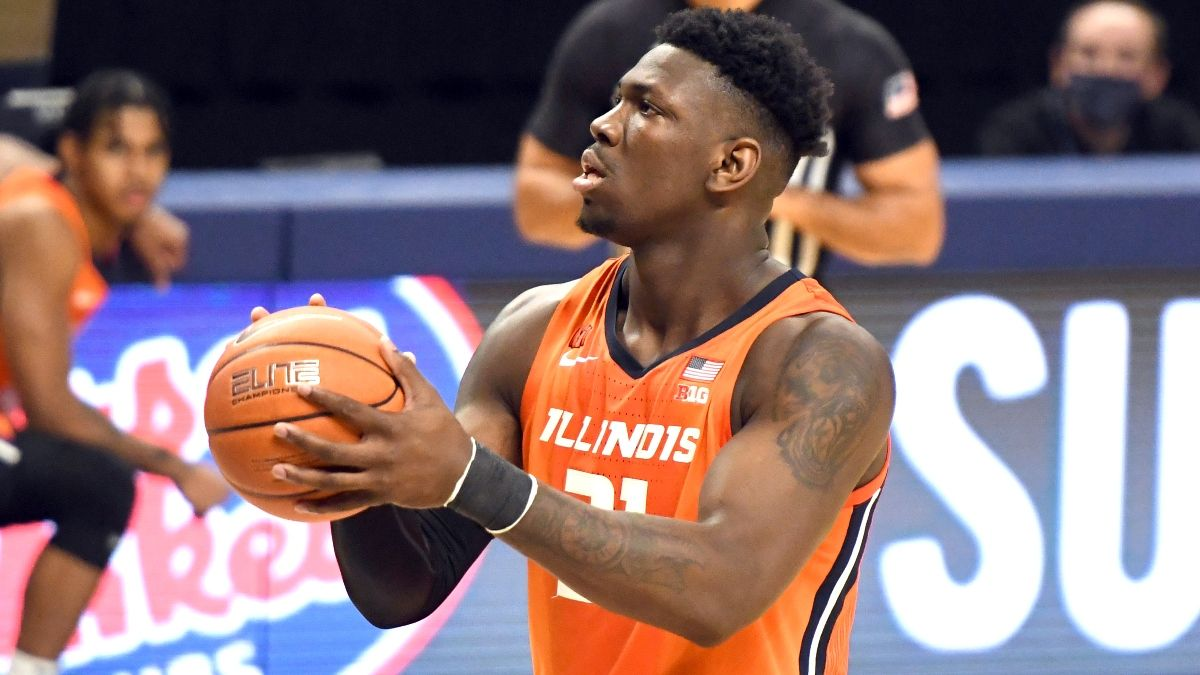 Illinois vs. Michigan Player Props: Kofi Cockburn Needs to Carry Load With Ayo Dosunmu's Status Uncertain (Tuesday, March 2) article feature image