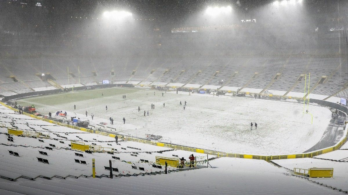 NFL Playoff Scenarios: The 8 Possible Conference Championship Matchups Based On Divisional Round Results article feature image