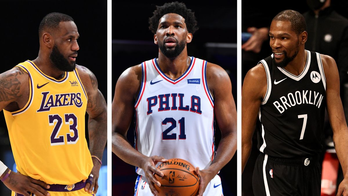 Moore: The 10 Best Early Value Plays for NBA MVP article feature image
