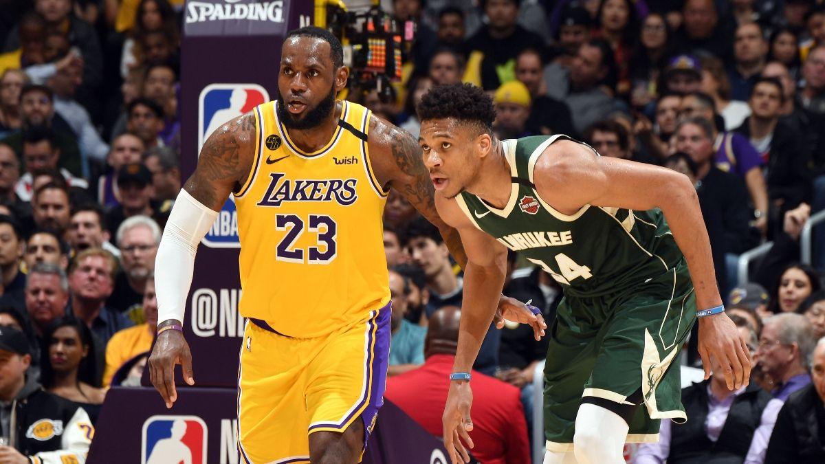 FanDuel Sportsbook Virginia: Win $50 if LeBron James or Giannis Antetokounmpo Scores a Point! article feature image