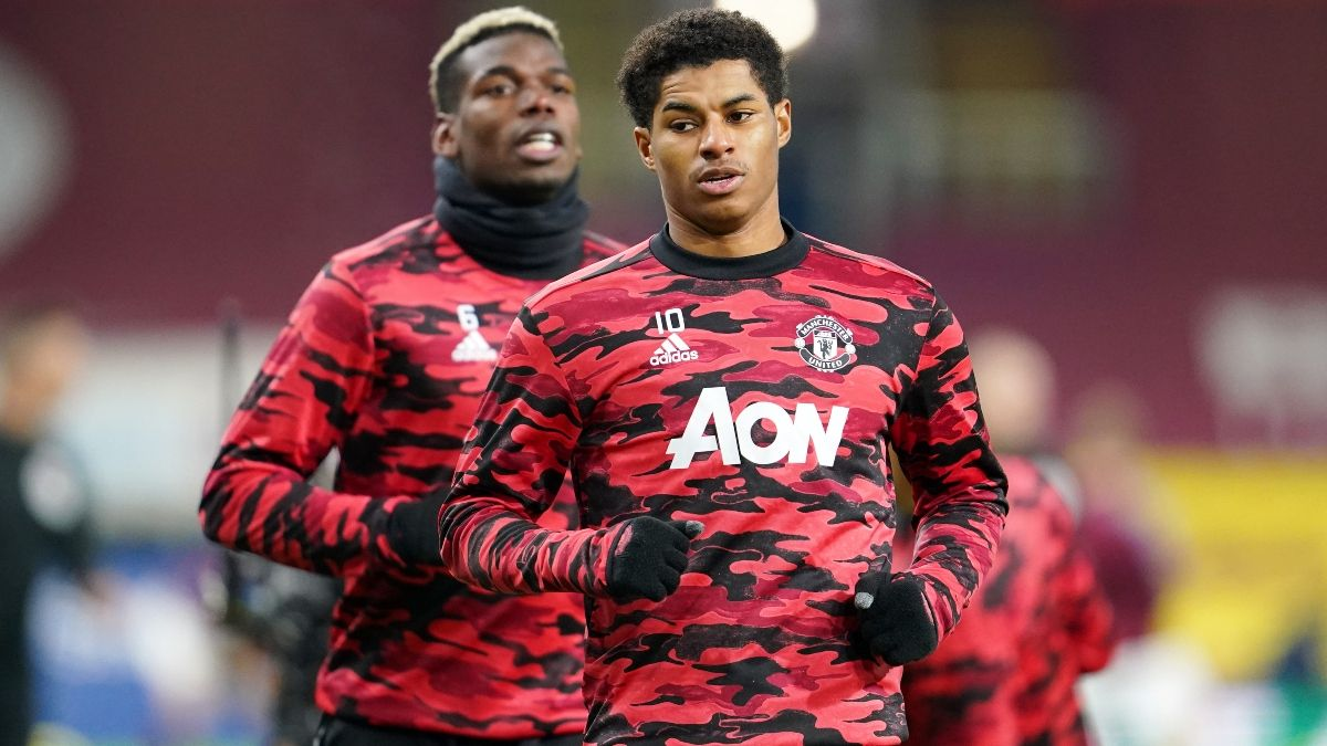 Premier League Betting Odds & Pick: Fulham vs. Manchester United (Wednesday, Jan. 20) article feature image