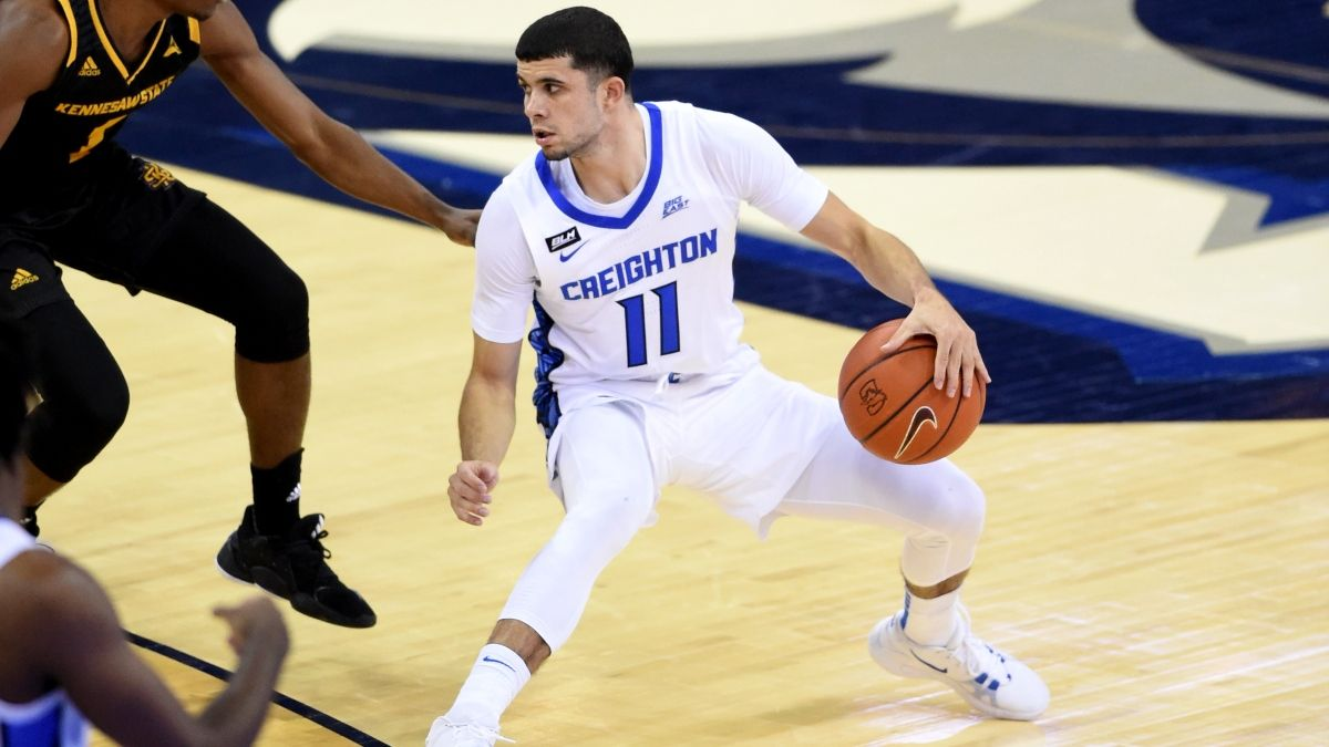 Odds & Pick for Providence vs. Creighton College Basketball: Back Friars As Heavy Road Dogs article feature image
