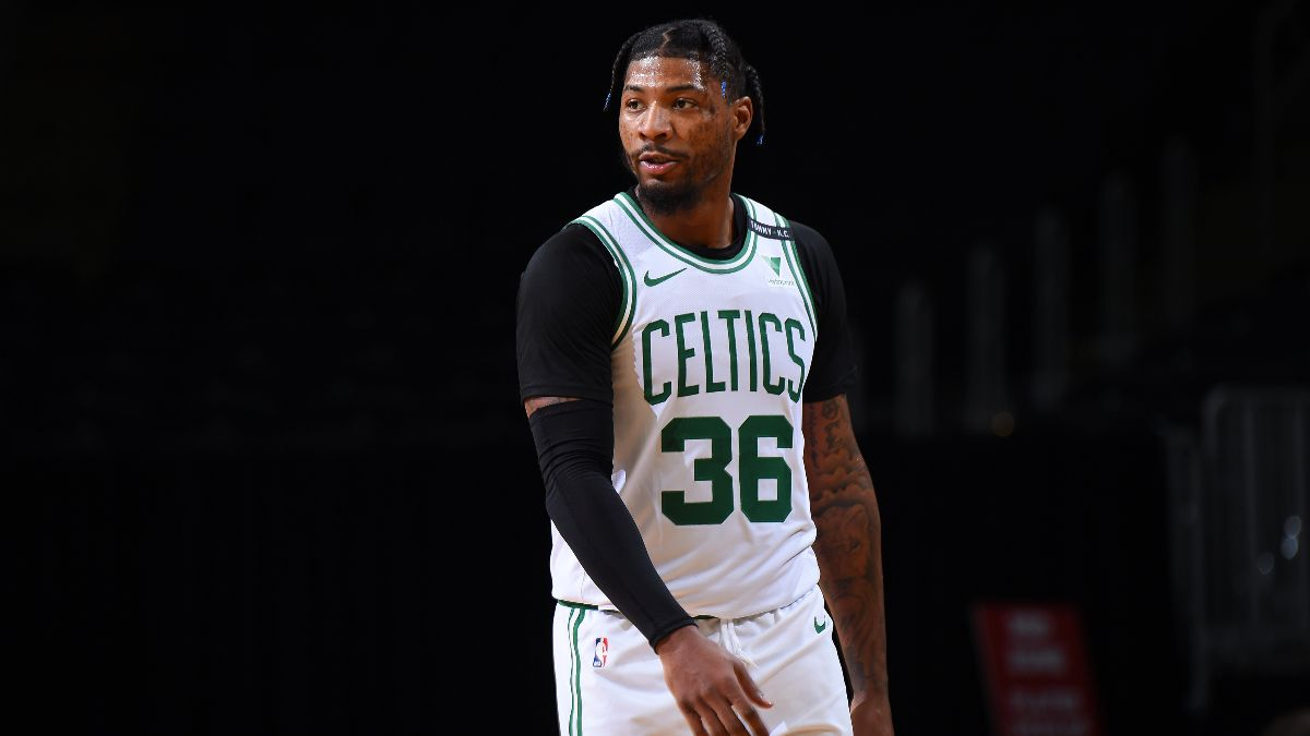 NBA Injury News & Starting Lineups (Jan. 6): Marcus Smart Active, Christian Wood Out Wednesday article feature image