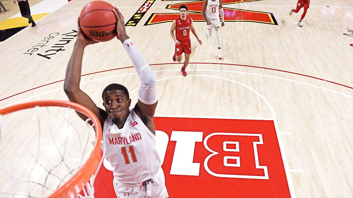 College Basketball Best Bets: Our Staff's Favorite Picks for Penn State vs. Ohio State, Wisconsin vs. Maryland, More (Wednesday, Jan. 27) article feature image