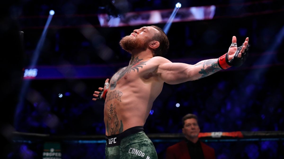 UFC 257 Promos: Win $125 if Conor McGregor Lasts 12+ Seconds, More! article feature image