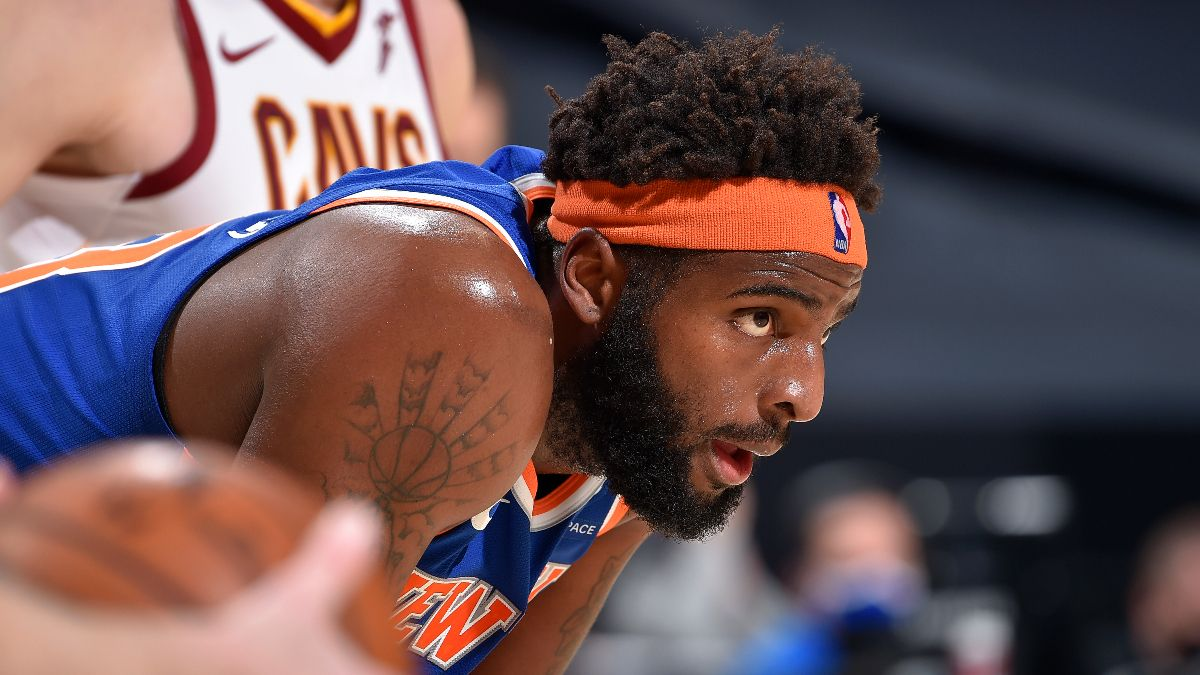 New York Knicks Promo: Bet $20, Win $125 on a Knicks Slam Dunk! article feature image
