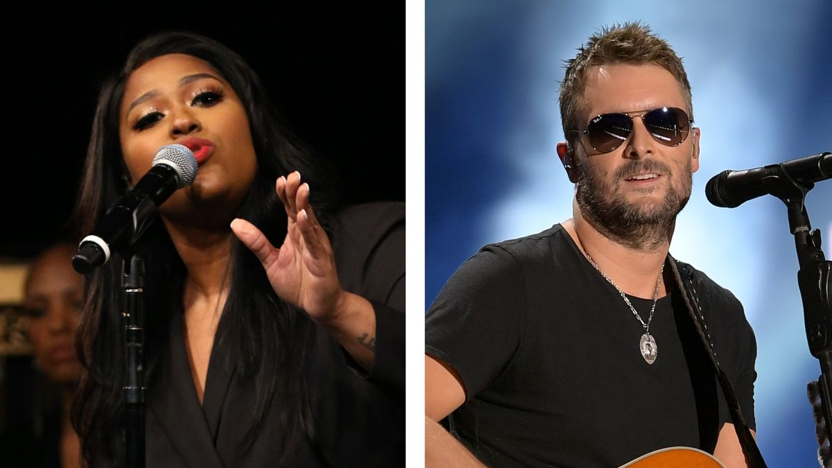 Super Bowl National Anthem Length & Odds: Jazmine Sullivan & Eric Church Clear 2 Minutes With Ease article feature image