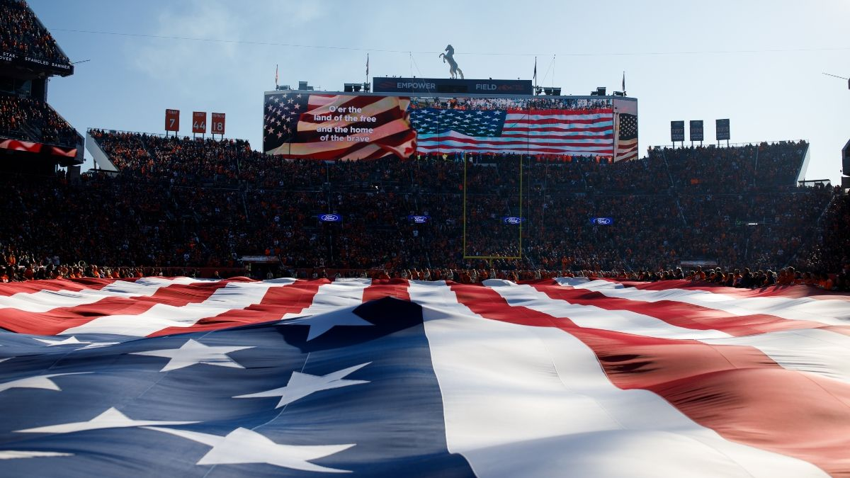 Super Bowl 55 Promo: Win $155 if the National Anthem Lasts 55 Seconds! article feature image