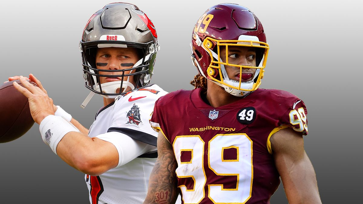 Buccaneers vs. Washington Odds & Playoff Picks: How To Bet This Wild Card Spread & Total article feature image