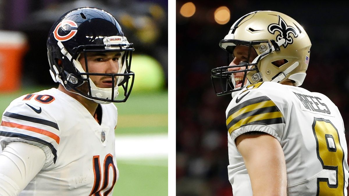 NFL Playoff Odds & Picks For Bears vs. Saints: Chicago Is A Double-Digit Underdog For A Reason article feature image