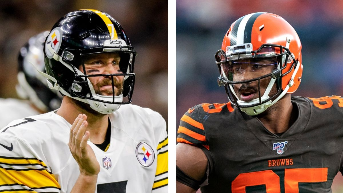 Browns vs. Steelers Odds & Picks: How To Still Find Value On Sunday's Playoff Favorite article feature image