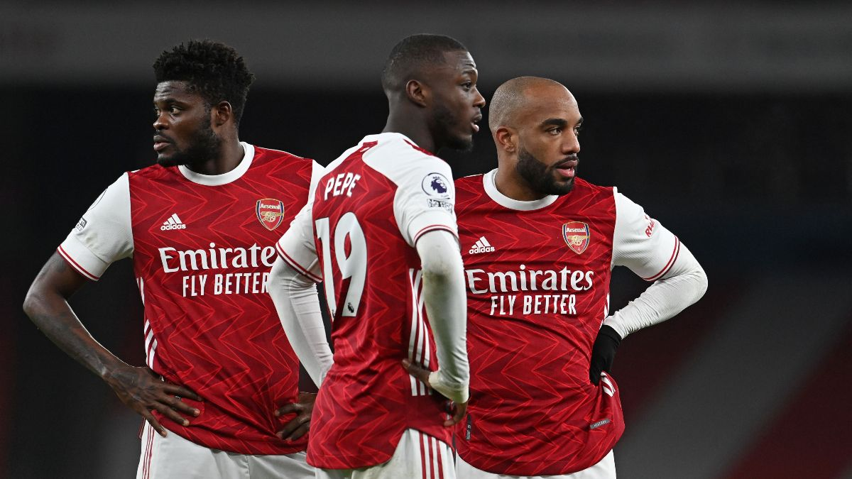 English Premier League Betting Odds & Pick: Wolves vs. Arsenal (Tuesday, Feb. 2) article feature image