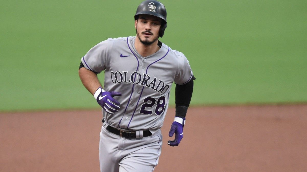 Nolan Arenado Traded to Cardinals: World Series & NL Central Odds Update article feature image