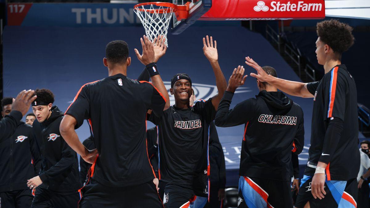 NBA Odds, Picks & Projections: Breaking Down Magic vs. Celtics, Bulls vs. Thunder (Friday, Jan. 15) article feature image